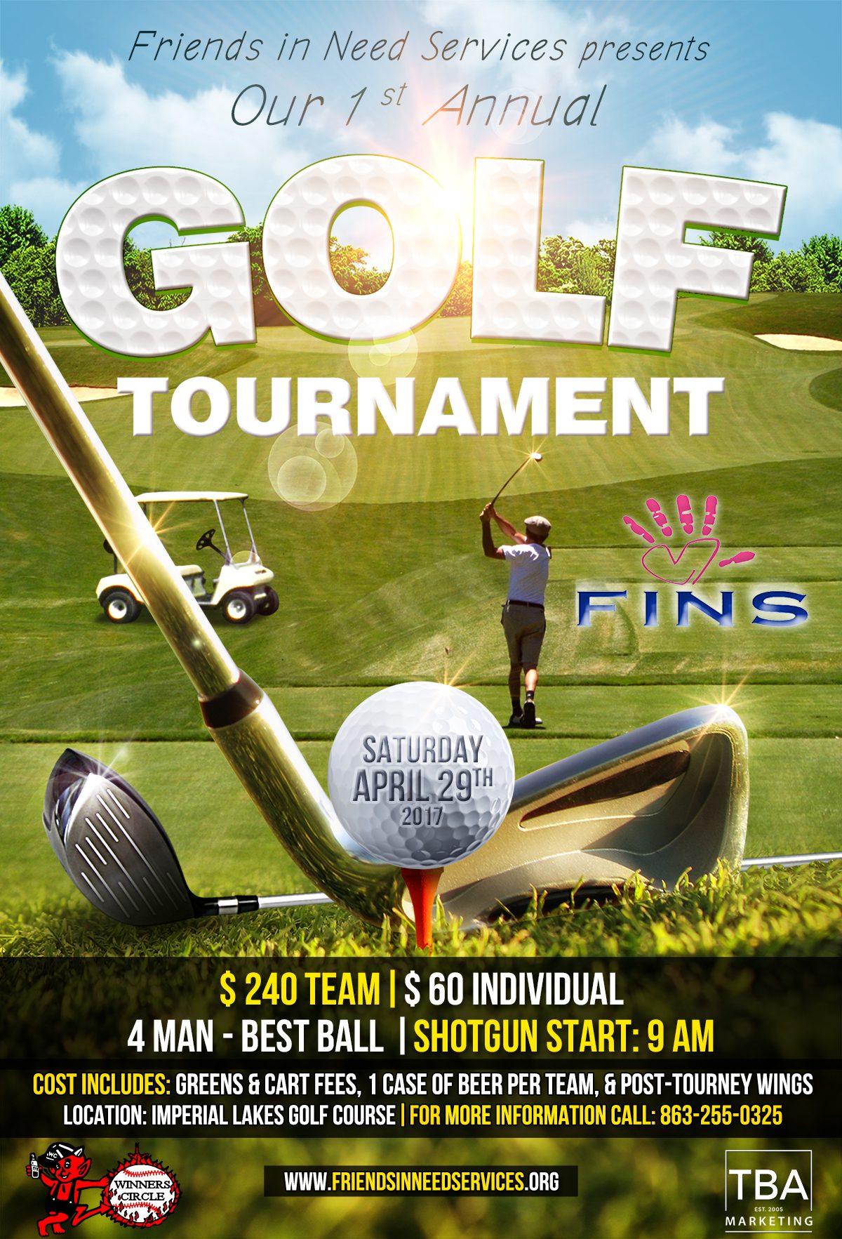FINS Golf Tournament